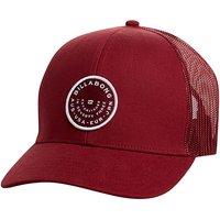Billabong Wallet Trucker Hat maroon
