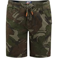 Superdry Sunscorched Shorts (M71011GT) forest outline camo
