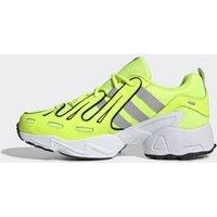 Adidas EQT Gazelle solar yellow/silver met./core black