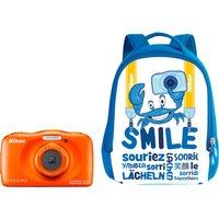 Nikon Coolpix W150 Rucksack Kit orange
