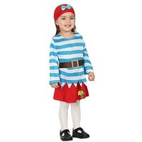Atosa Baby Pirate Costume