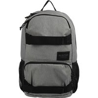 Burton Treble Yell 21L Backpack gray heather