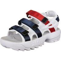 Fila Disruptor Sandal (1010611) white/navy/red