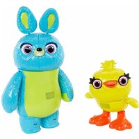 Disney Toy Story 4 True Talkers: Ducky and Bunny