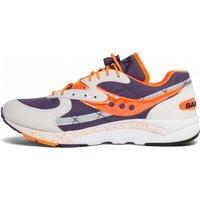 Saucony Aya white/purple/orange