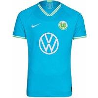 Nike VfL Wolfsburg Away Jersey Youth 2020 (F448)