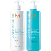 Moroccanoil Repair Moisture Set (Shampoo & Conditioner 2 x 500 ml)