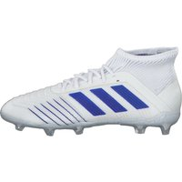 Adidas Predator 19.1 FG Youth (CM8532) Cloud White/Bold Blue/Cloud White