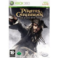 Pirates of the Carribean: At Worlds End (Xbox 360)