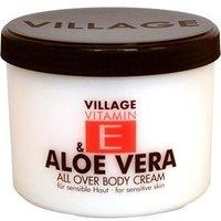 Village Bodycream Aloe Vera (500ml)