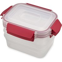 Joseph Joseph Nest Lock Set Red 3 x 1,1 l