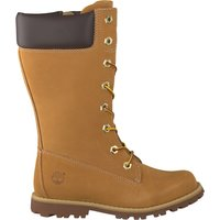 Timberland Tall Lace-Up Boot For Junior yellow