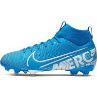 Nike Mercurial Superfly 7 Academy MG Jr. Blue Hero/Obsidian/White