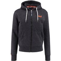 Superdry Sweatjacket Classic Ziphood nearly black (M2000022A)