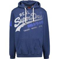 Superdry Sweatshirt Vintage Logo marine (M20367IR)