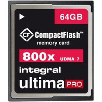 Integral Compact Flash Card 64 MB