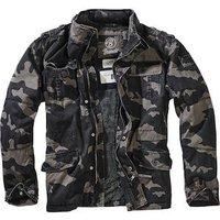 Brandit Britannia Winter Jacket darkcamo (9390-4)