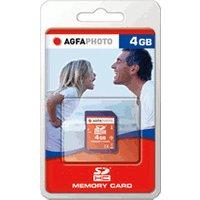 AgfaPhoto SDHC 4GB Class 4 (10203)