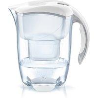 BRITA Elemaris Cool Water Filter Jug White