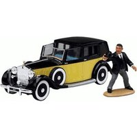 Corgi James Bond Rolls Royce & Oddjob Figure (06803)