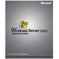 Microsoft Windows Server 2003 Standard R2 SP2 OEM (5 User) (EN)