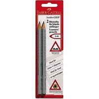 Faber-Castell Jumbo Grip Pencils - Pack of 2