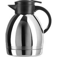 Emsa KONSUL Vacuum Jug Quick Tip 1.3 L, stainless steel/black