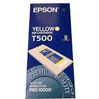 Epson T500 Yellow