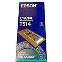 Epson T514 cyan (C13T514011)