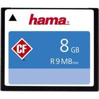 Hama CompactFlash 8GB 9 MB/s (00055464)