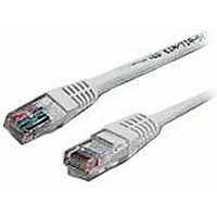 StarTech Patch Cable CAT6 2,1m (white)