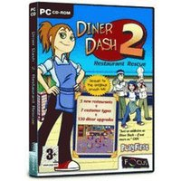 Diner Dash 2: Restaurant Rescue (PC)