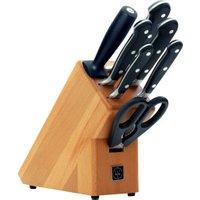 Wüsthof Classic 7 Piece Knife Block Set