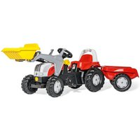 Rolly Toys rollyKid Steyr with Loader and Trailer