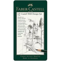 Faber-Castell Castell 9000 - Pack of 12