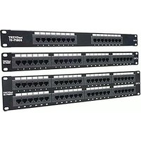 TRENDnet Cat6 16-port Unshielded Patch Panel
