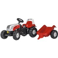 Rolly Toys rollyKid Steyr with Trailer