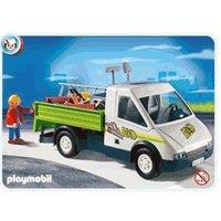 Playmobil Citylife Pickup Truck (4322)