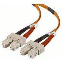 InLine LWL Cable SC/SC 50/125µ 20m