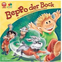 Huch Beppo A magnetic game of skill