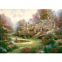 Schmidt Thomas Kinkade - Gardens beyond Spring Gate