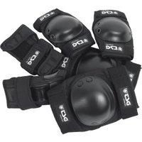 TSG Protector Junior Set black