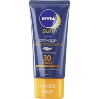 Nivea Sun Anti-Aging Sunblock Cream SPF 30 (50 ml)
