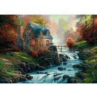 Schmidt Thomas Kinkade - Cobblestone Mill
