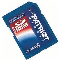 Patriot SDHC Card 8 GB Class 6