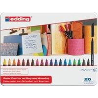 edding 1200 Colour Pen - Pack of 20