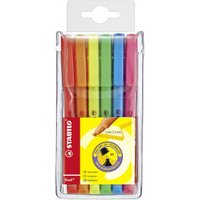Stabilo Flash - Pack of 6