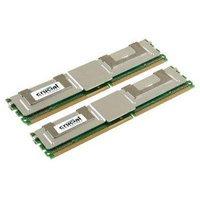 Crucial 8GB Kit DDR2 PC2-5300 (CT2KIT51272AF667) CL5