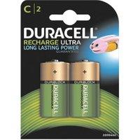 Duracell 2x C / HR14 Supreme