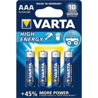 Varta 4x AAA / LR03 High Energy (4903)
